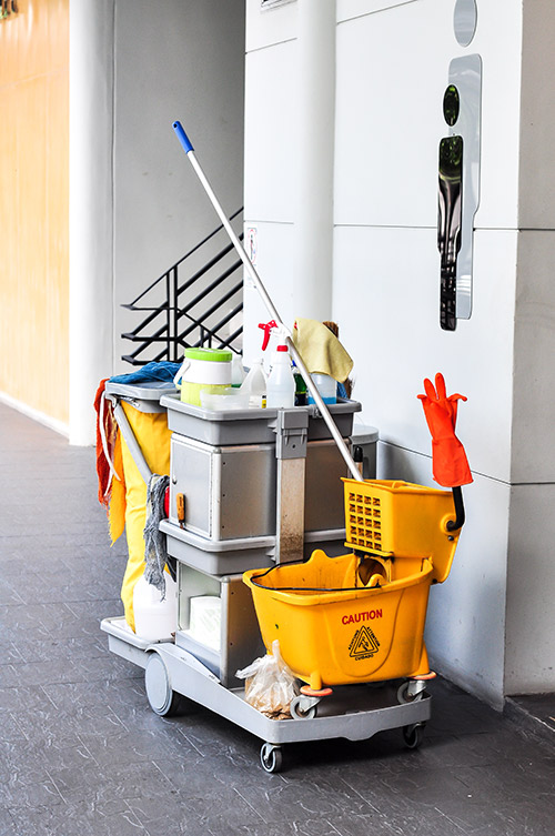 Janitorial Equipment Supplier
